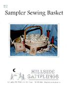 Sampler Sewing Basket