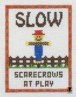 Scarecrows At Play