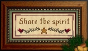 Share The Spirit