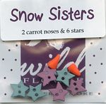 Snow Sisters Button Pack