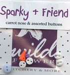 Sparky & Friend Button Pack