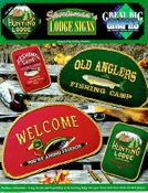 Sportsman's Lodge Signs