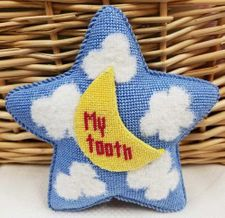 Star Tooth Fairy Pillow