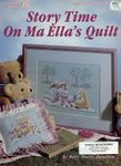 Story Time On Ma Ella's Quilt