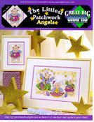 The Littlest Patchwork Angel