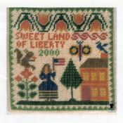 The Sweet Land of Liberty Sampler