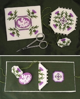 Thistle Sewing Set