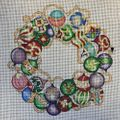 Wreath Of Ornaments