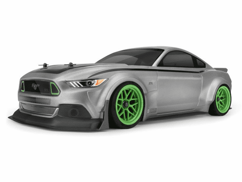 2015 Mustang Spec 5 Custom Painted RC Touring Car / RC Drift Car Body 200mm (Painted Body Only)