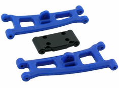 RPM Hop Up Part Assoc. SC10GT, GT2, T4* & SC10* Front A-arms � Blue
