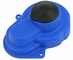 RPM Gear Cover Blue Bandit 2wd/Rustler 2wd/Stampede 2wd/Slash 2wd