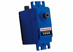 2056 - Servo, high-torque, waterproof (blue case)