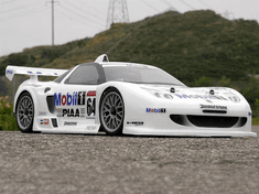 Honda NSX Custom Painted RC Touring Car / RC Drift Car Body 200mm (Painted Body Only)