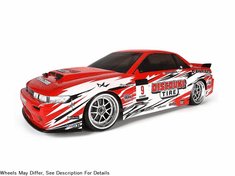 Nissan S13 Custom Painted RC Touring Car / RC Drift Car Body 200mm (Painted Body Only)