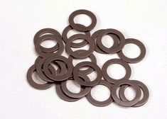 1985 - PTFE-coated washers, 5x8x0.5mm (20) (use with ball bearings)