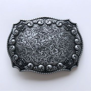 Jeansfriend Original Cowboy Cowgirl Western Belt Buckle