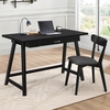 2-Piece Writing Desk and Office Chair set by Coaster 800899