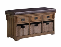 Entryway Bench, Storage Benches
