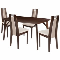 Wood Top Dining Sets