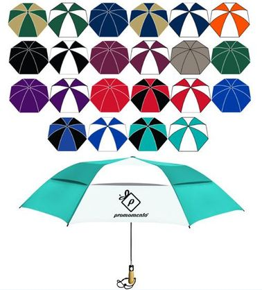 "58"" Hybrid Golf / Family Folding Umbrella"
