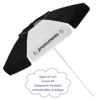 "78"" Umbrella for Beach, Tables & Displays"