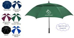 "54"" Auto Open Golf Umbrella"