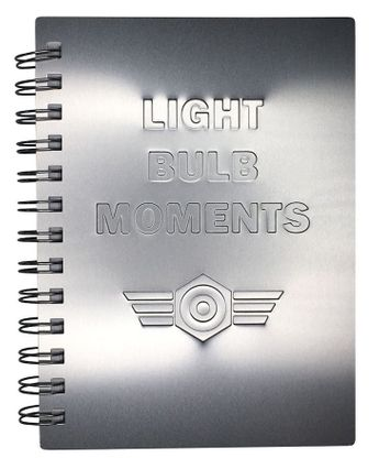 Contempo Aluminum Notebook
