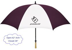 "62"" Everyday Golf Umbrella"