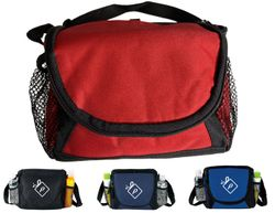 Four Pocket Lunch Bag (6 pack size)