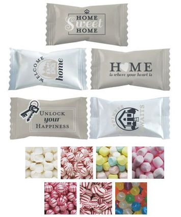Home Sweet Home Mints & Candies - Case of 1000