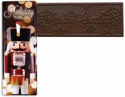 Nutcracker Magic Belgian Dark Chocolate Bars (Case of 50)