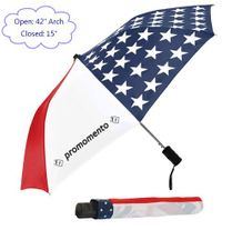 "42"" Stars & Stripes Patriot Umbrella"