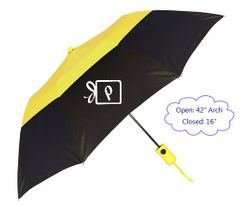 "42"" Topper Vented Auto Opening Umbrella"