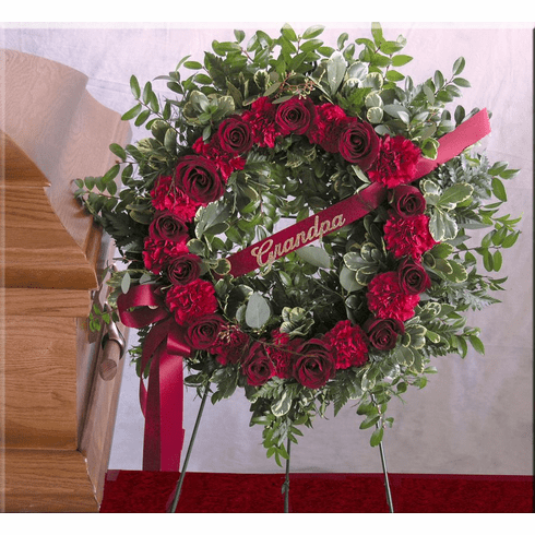 EB02 15in-Wreath