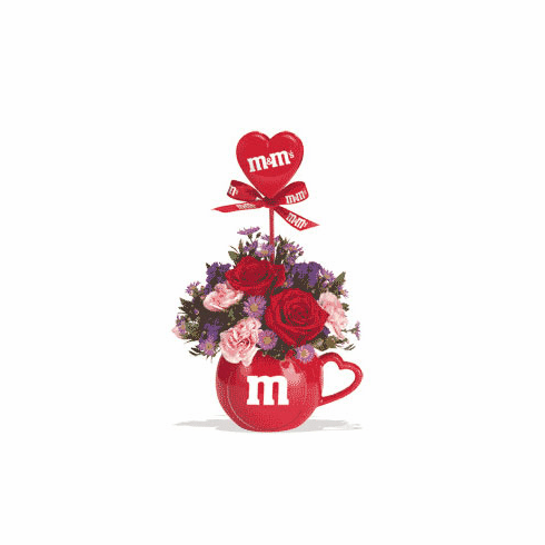 Teleflora' s M&M Bouquet
