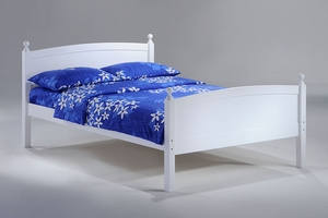Licorice Platform Bed Frame - Twin & Full only, 3 finishes