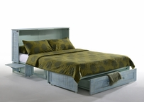 Poppy Murphy Bed - Queen Size Mattress Included