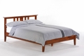 Tempo Platform Bed Frame - Choose your size and finish