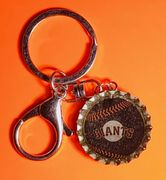 San Francisco Giants keychain