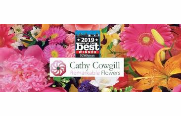 Cathy Cowgill Flowers, Canton, OH