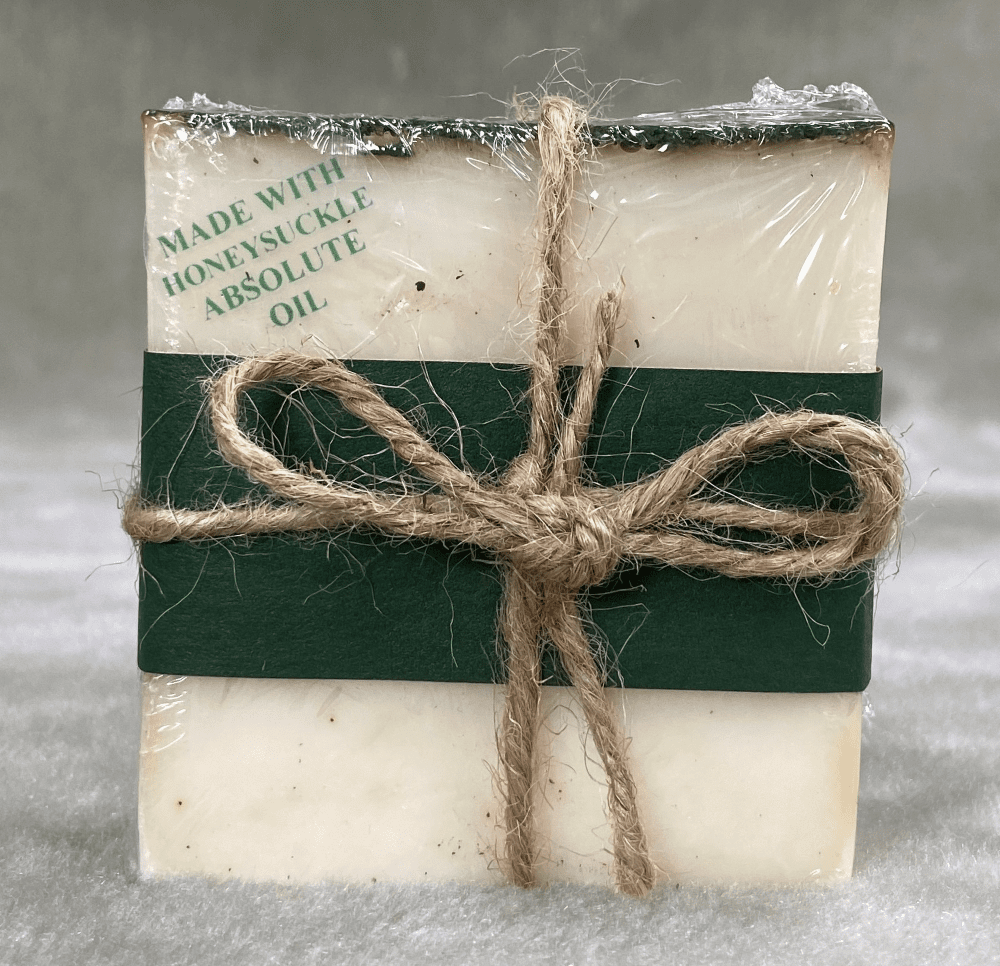 HONEYSUCKLE WRAPPED SOAP