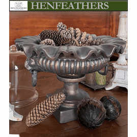 1840 French Lion's Head Urn - Photo Sample