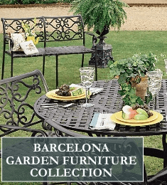 Barcelona Garden Furniture Collection
