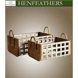 Barwick Baskets - Set of 2