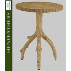 Bois de Boulogne Cafe Side Table (n)