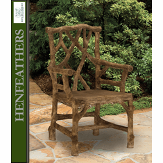 Bois de Fontanilles Arm Chair (n)