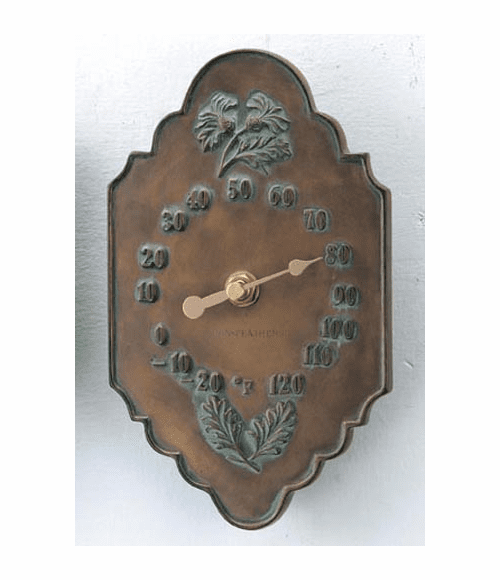Boutique Thistle Thermometer