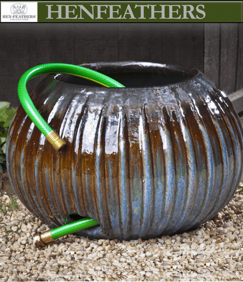 Bristow Ribbed Hose Pot