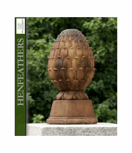 Cambridge Artichoke  Finial {USA}n