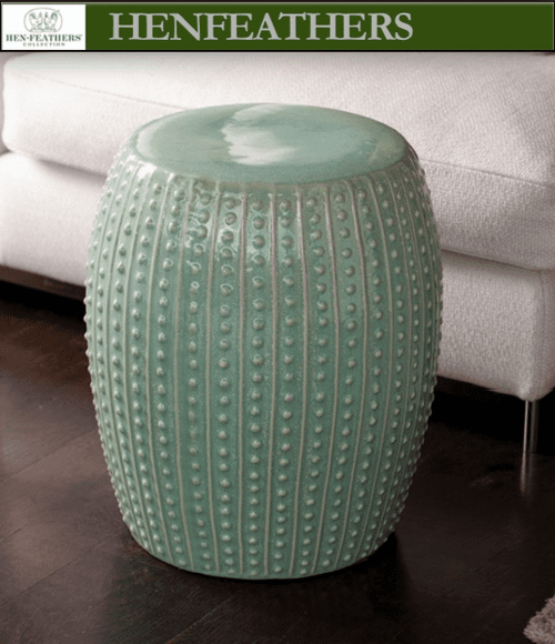 Celadon Seat/Table (n)
